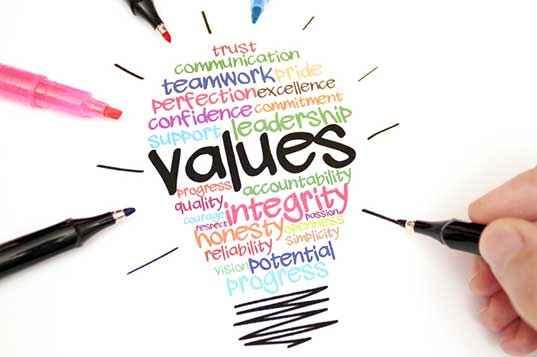 marketing de valores