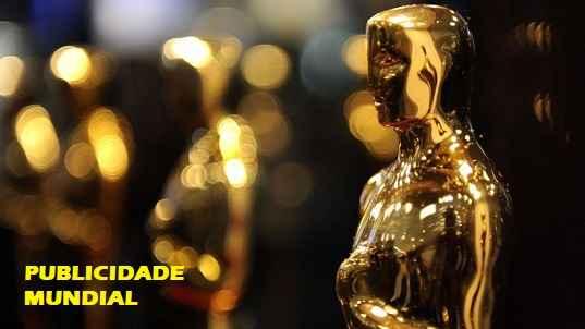 Publicidade Mundial Na Carona Do Oscar …