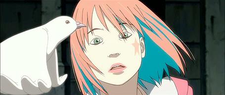 """Captura del capítulo """"Más allá de la realidad"""" del film Animatrix."""