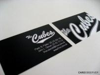 tarjetas blanco y negro Ecuadors