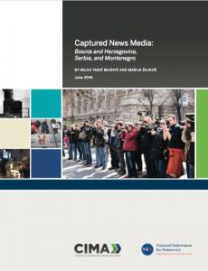CIMA Balkan report. Image: CIMA