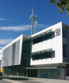 ABC's Perth Studio