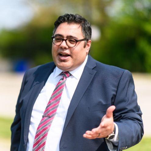 OLEO director Tamer Abouzeid