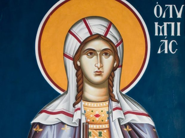 St. Olympia the Deaconess