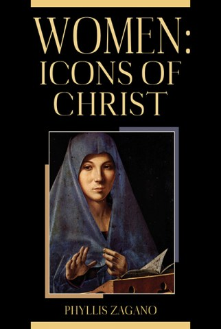 Cover, Women: Icons of Christ by Phyllis Zagano