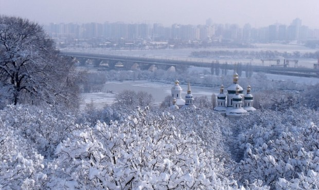 Kyiv in Winter
