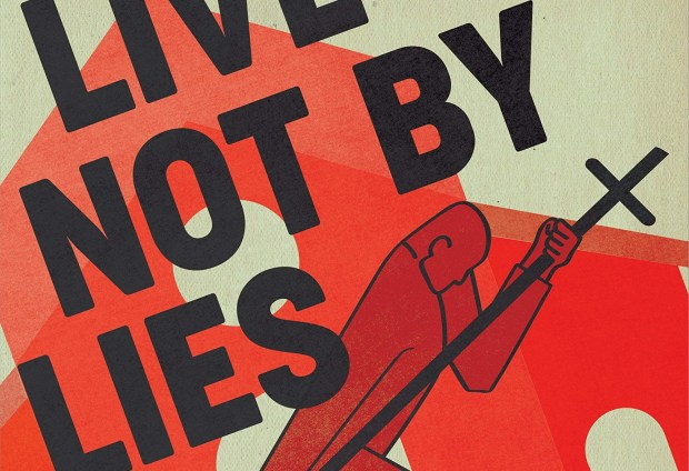 Cover, Live Not By Lies
