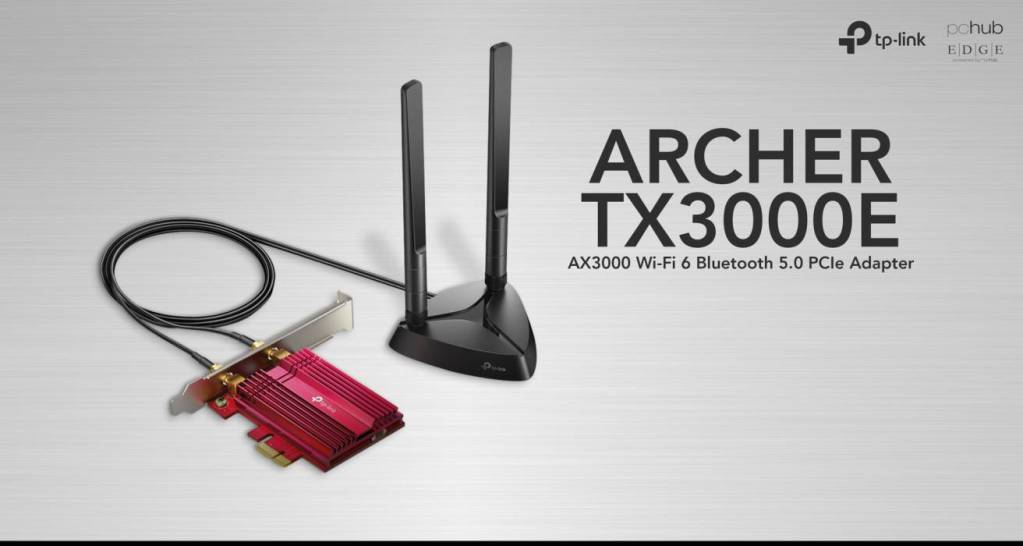 TP Link Archer TX3000E Review