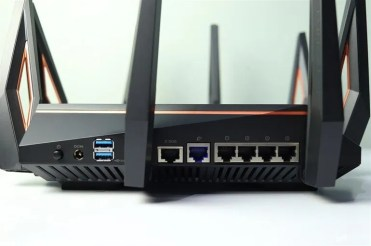 Asus GT-AX11000 Tri-Band 10 Gigabit WiFi 6 Router Review