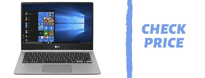 LG gram Laptop With Thunderbolt 3