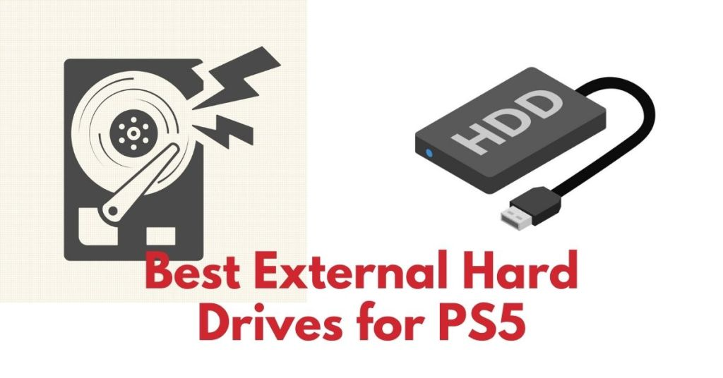 Best External Hard Drives for PS5