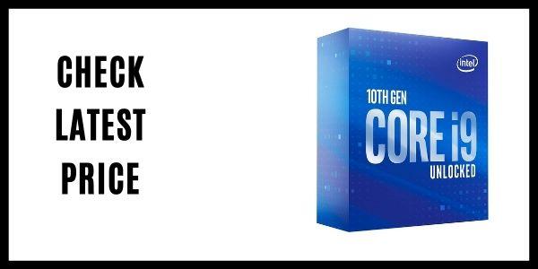 Intel Core i9-10850K Desktop Processor 10 Cores