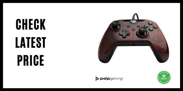 Microsoft PDP controller for Xbox