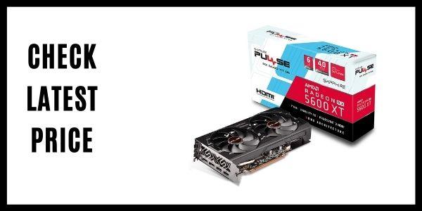 Sapphire 11296-05-20G Radeon Pulse RX 5600 XT BE