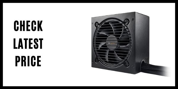 be quiet! Pure Power 11 600W, BN627, 80 Plus Gold, Power Supply