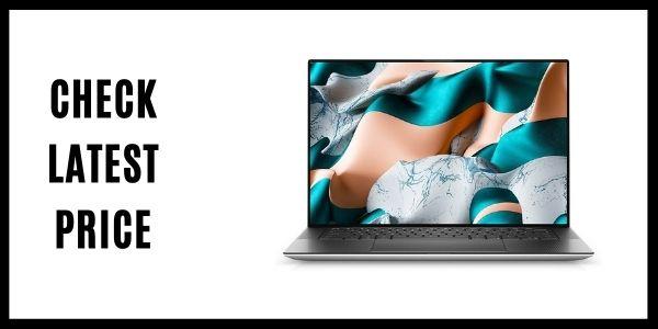 Dell XPS 15 - 15 Inch FHD+, Intel Core i7 10th Gen