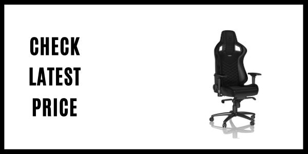 noblechairs Epic Gaming Chair - Office Chair - Desk Chair