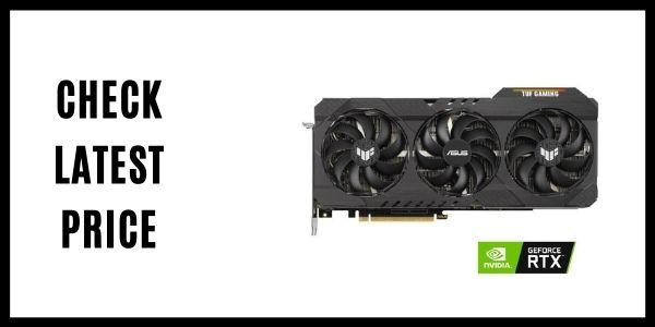 ASUS TUF Gaming NVIDIA GeForce RTX 3080 Ti Graphics Card