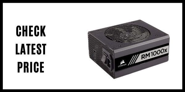 Corsair (CP-9020094-NA)RMx Series Fully Modular Power Supply