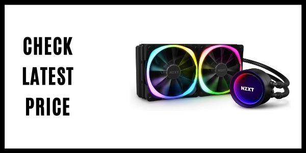 NZXT Kraken X53 RGB 240mm - RL-KRX53-R1 - AIO RGB CPU Liquid Cooler