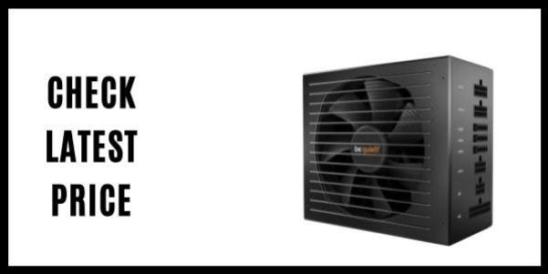 be quiet! BN642, Fully Modular, Power Supply
