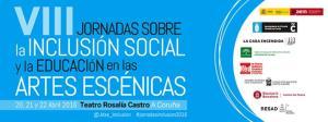 VIII Jornades Inclusió Social i Educació Coruña