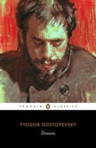 Book cover of Demons (also known as The Devils or The Possessed) by Fyodor Dostoyevsky © Penguin Classics | Wikimedia Commons