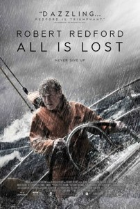 All Is Lost film poster © Lionsgate (United States) FilmNation Entertainment (International) | Wikimedia Commons