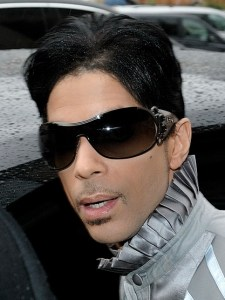 Prince in 2009 © Nicolas Genin | Flickr