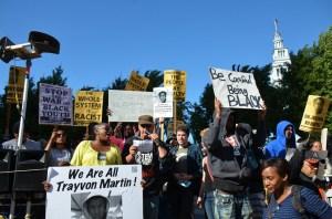 San Francisco Trayvon Martin protest, July 14, 2013 © Steve Rhodes | Flickr