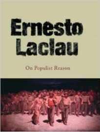 Book cover of On Populist Reason by Ernesto Laclau (reprint edition) © 2007 Verso | Amazon.com