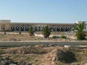 Disused Gaza International Airport © Free Gaza movement   Flickr