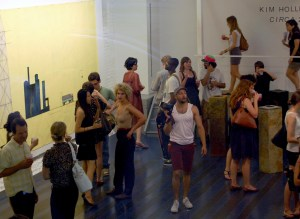 """Art opening for """"CIRCA 2012"""" at White Box Gallery, New York © 2008 j-No   Flickr"""