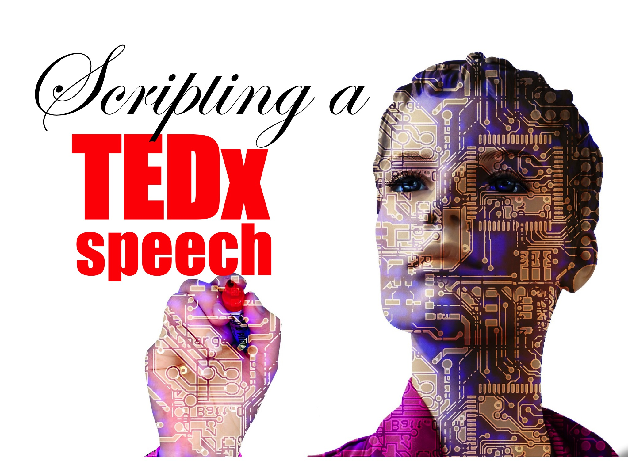 Coaching a TEDx speaker on how to structure his next speech