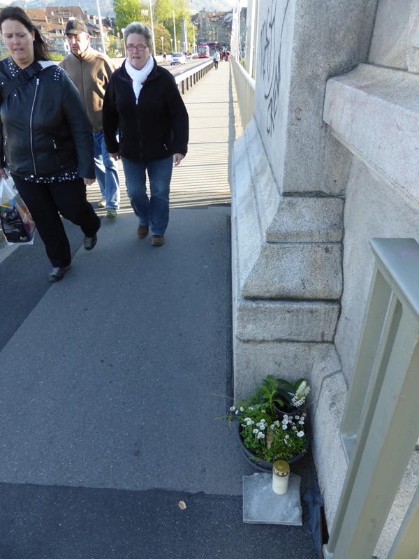 Deposit Mourning (walk #2) (2/6)