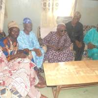 Igbo-ora Forum Mourns Oyo Speaker; pays Condolence Visit
