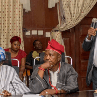 Speaker Says New Laws for Oyo Pensioners Out Soon.