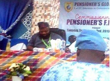 Pensioners Across Nigeria Commend Governor   Makinde of Oyo on Governance Style…