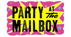 Logo for Party at the Mailbox
