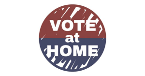 Logo for Vote at Home