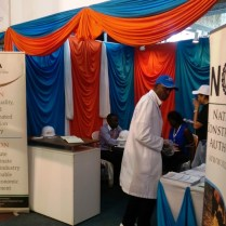 National Construction Authority's Stand