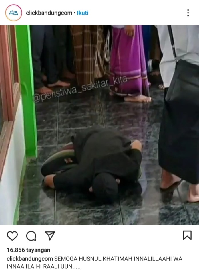 Instagram @clikbandungcom
