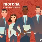 Personaje de la semana: Senadores de Morena