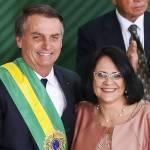 """""""El niño viste de azul y la niña de rosa"""", polémicas declaraciones de Ministra de Brasil"""