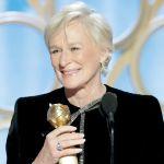 El importante y emotivo discurso de Glenn Close que puso de pie a los Golden Globes