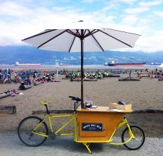 Mobile Office takes to the beach!