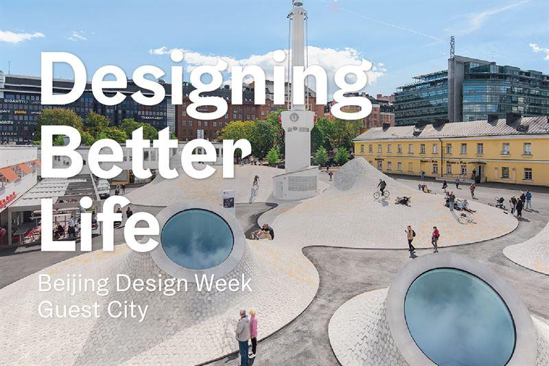 Helsinki  Designing Better Life