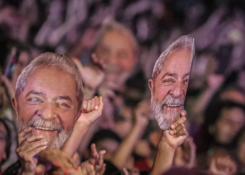Preso político, Lula será julgado pela ONU em março