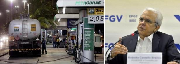 Castello Branco já anuncia privatização da BR Distribuidora