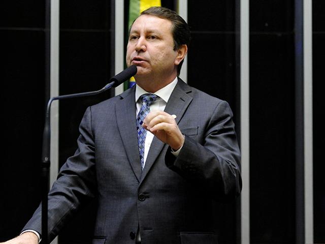 Deputado federal Davi Soares (DEM-SP)